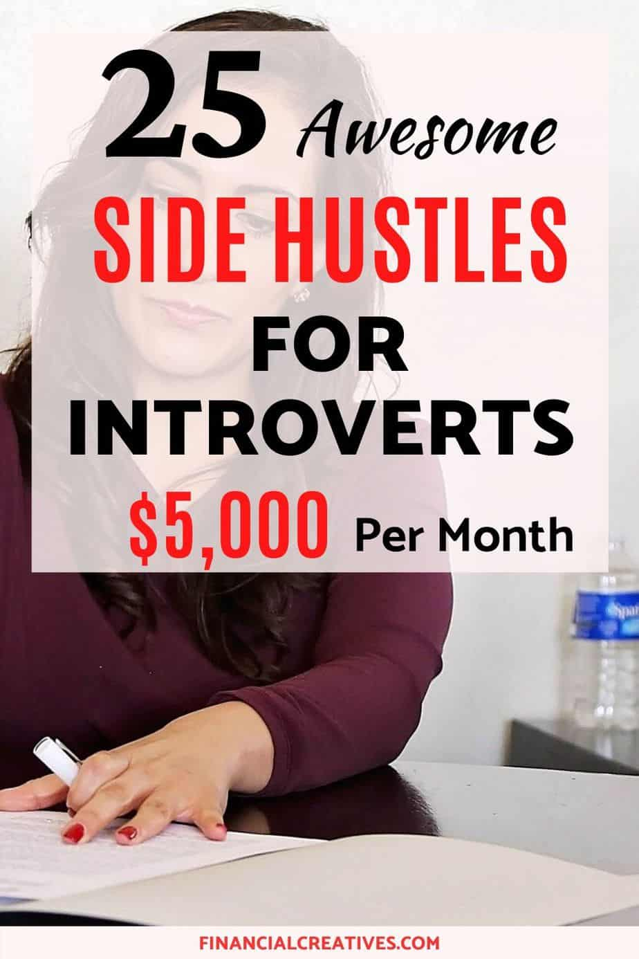 Best Side Hustles For Introverts For Extra Cash