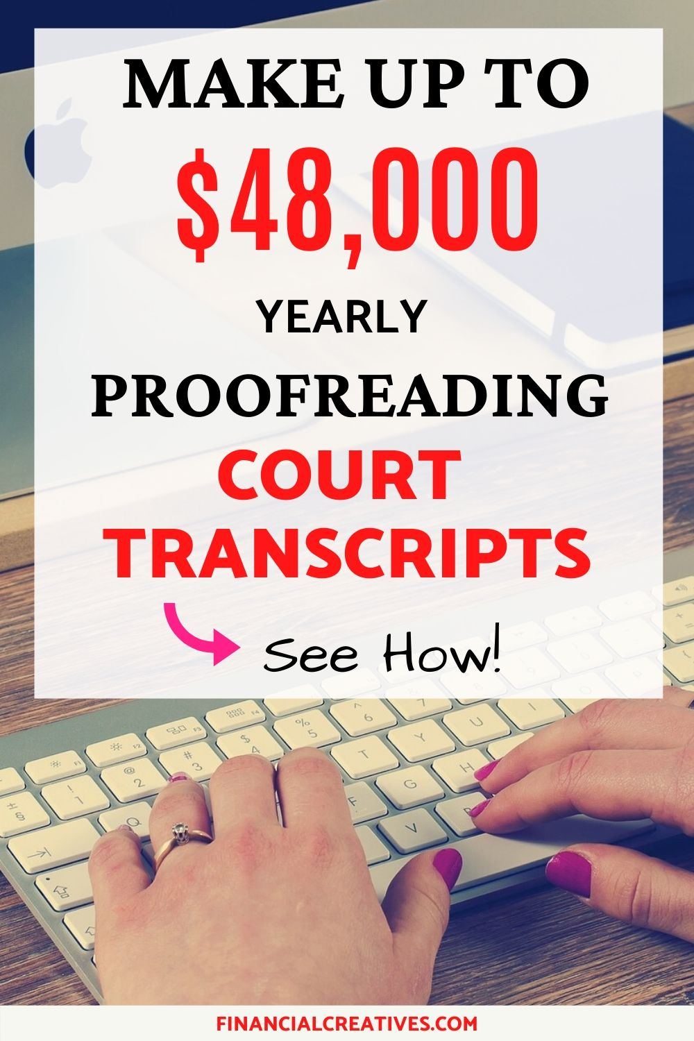Become a Court Transcript Proofreader from Home