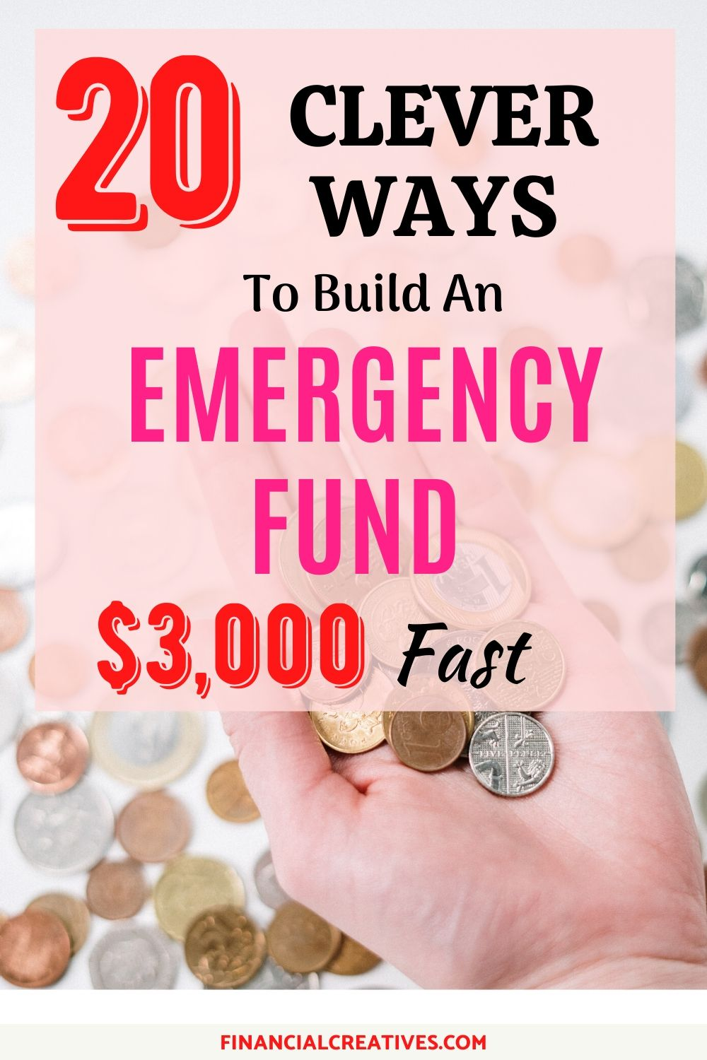 how to save an emergency fund fast