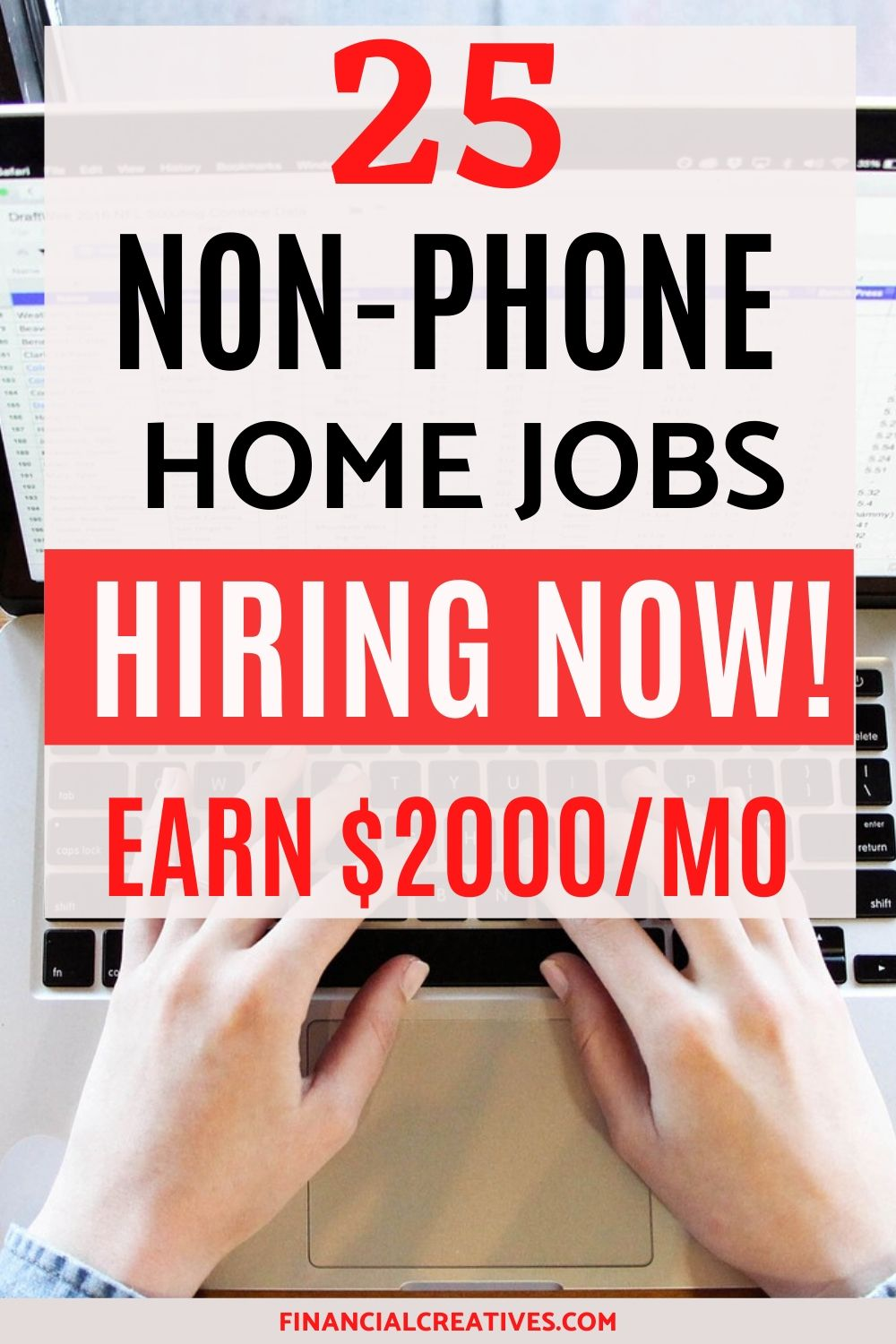 legit non-phone work from home jobs