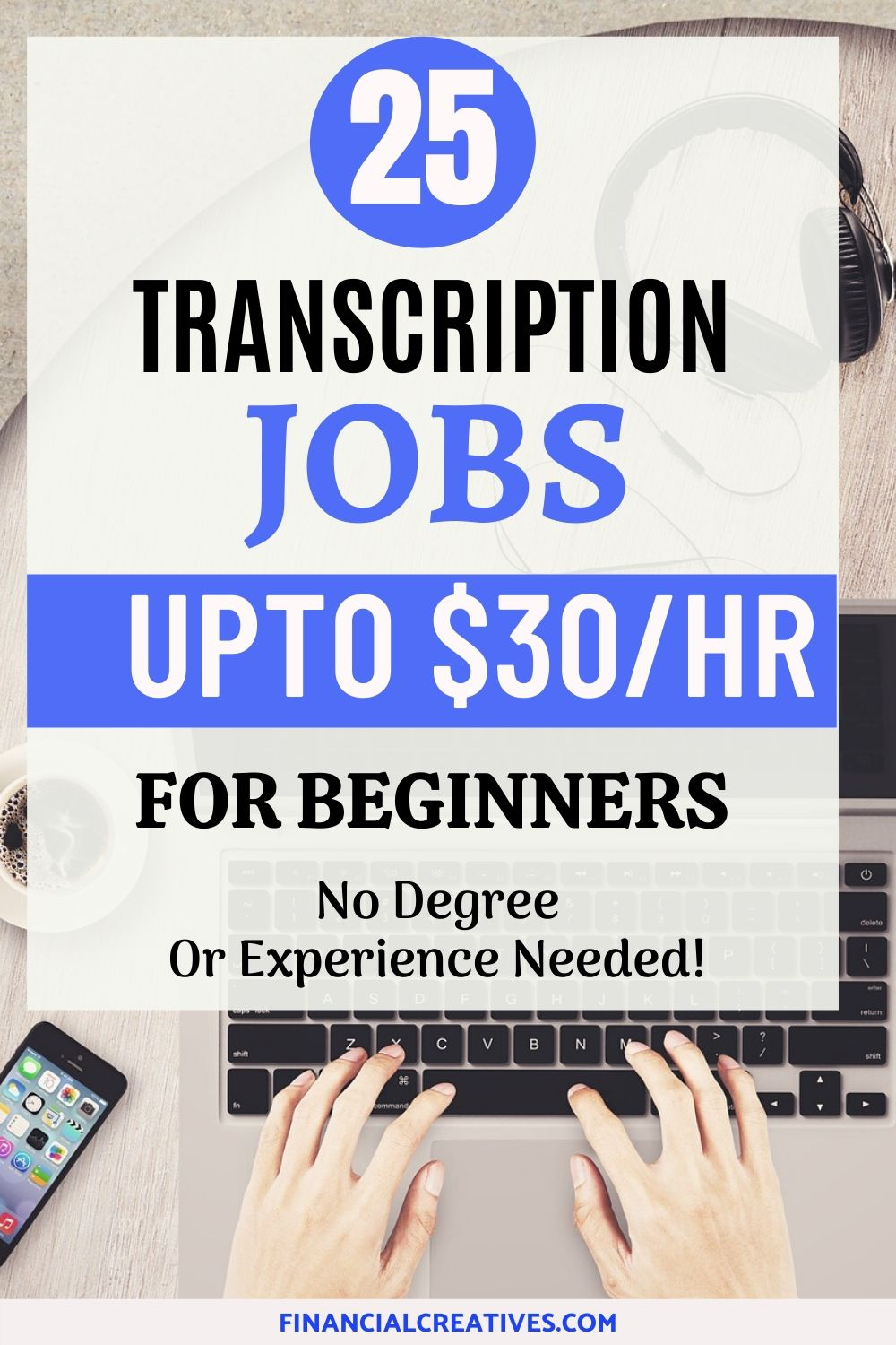 transcription jobs from home for extra money