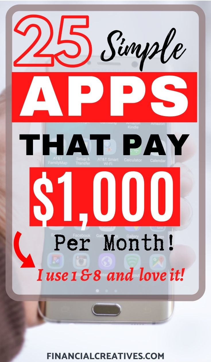 25 Best Apps That Pay Real Money