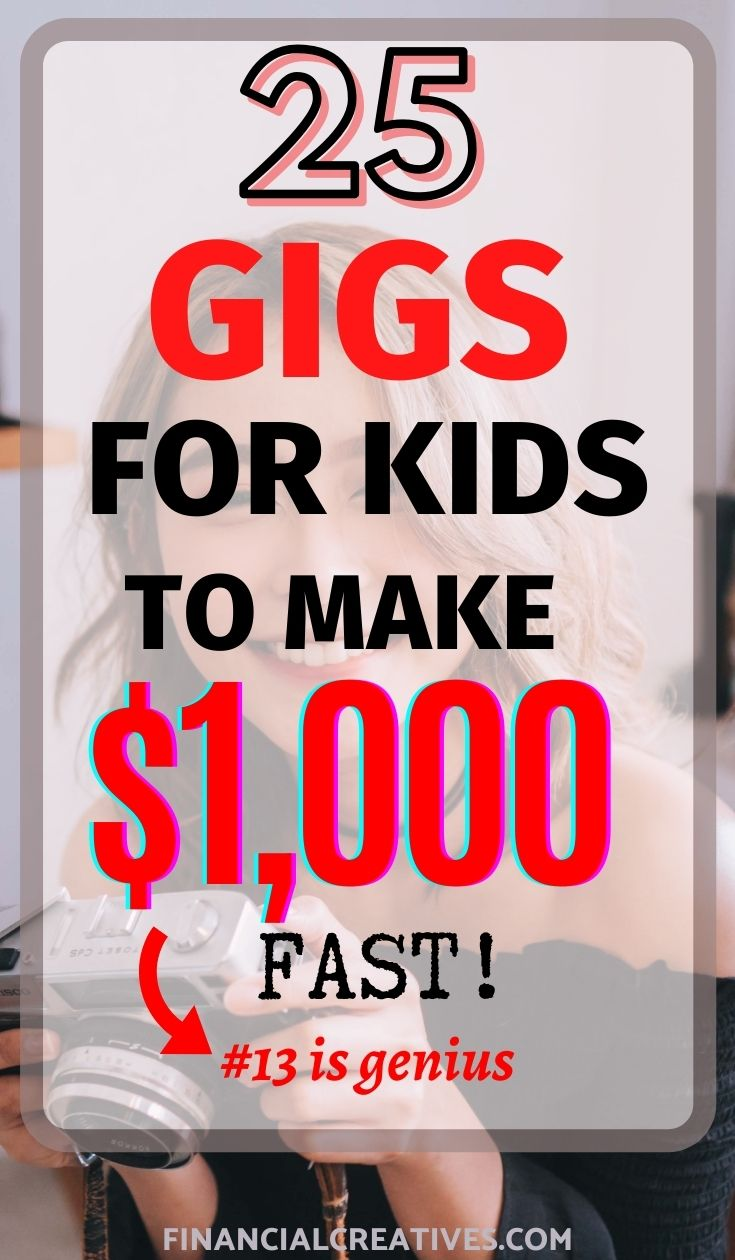 Easy Ways To Make Money As A Kid